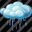 rain, weather, cloud