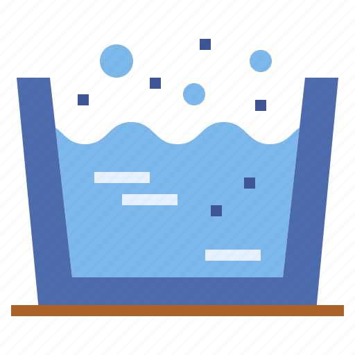 Clean, delicate, laundry, wash icon - Download on Iconfinder