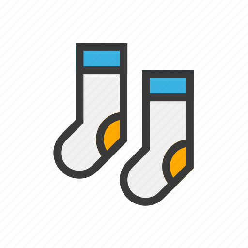 clean, laundry, sock, wash icon