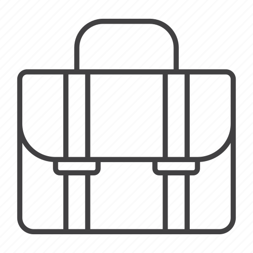 briefcase, employment, justice, law, lawyer, suitcase icon