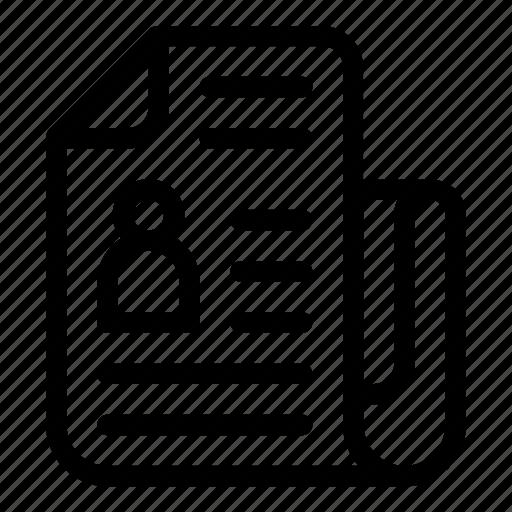 bulletin, journal, magazine, news, news report, newspaper, press icon