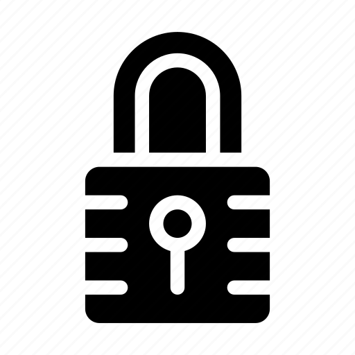 Closed, lock, padlock, password, restricted, security, tools and utensils icon - Download on Iconfinder
