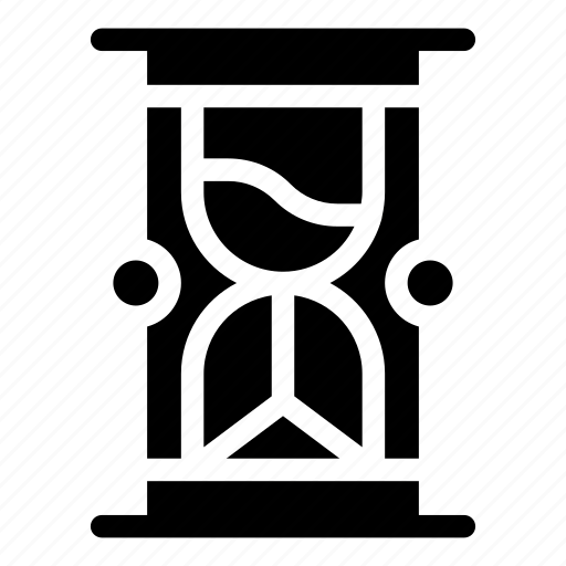 clock, sand, sand clock, time, time and date, wait, waiting icon