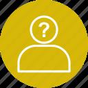 avatar, person, suspect, user