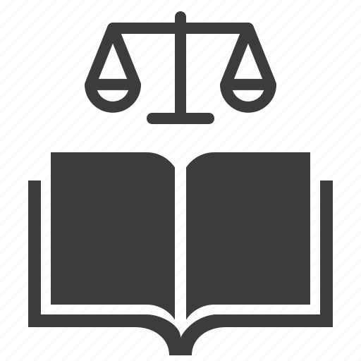 book, constitution, corpus, jurisprudence, justice, law, lawyer icon