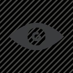 big, brother, eye, secret, spy, view, watch icon