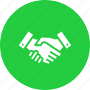 collaboration, congrats, congratulations, handshake, meeting, partnership icon