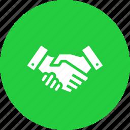 collaboration, congrats, congratulations, handshake, meeting, partnership icon