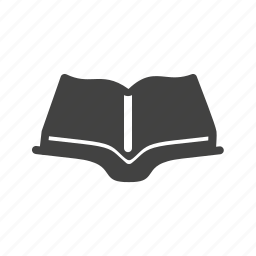 book, design, education, law, library, literature, open icon