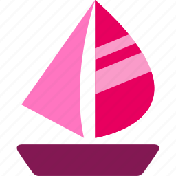 boat, holiday, journey, travel, trip, yacht icon