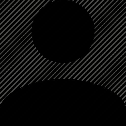avatar, human, person, profile, settings, user icon