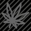 autumn, leaf, leaves, marijuana, plants