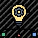 concept, idea, brainstorming, organization, startup