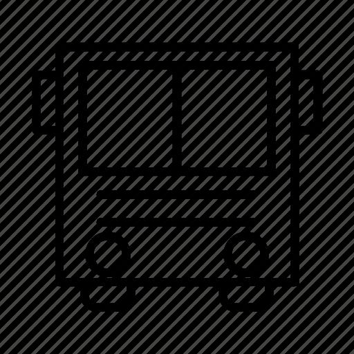 Bus, transport, transportation, travel, vehicle icon - Download on Iconfinder