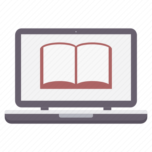 book, education, elearning, learning, online, reading, study icon