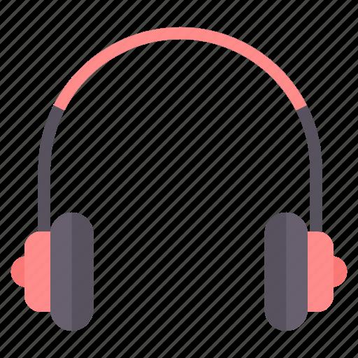 audio, earphone, headphone, instrument, music, musical, sound icon