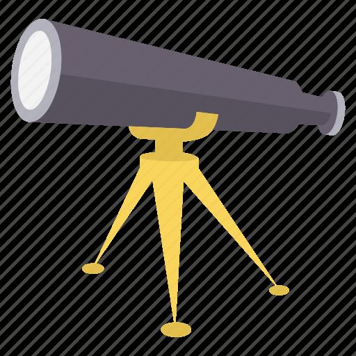 binocular, binoculars, explore, find, search, spyglass, view icon