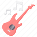 guitaar, guitar, music, musical, string, violin icon