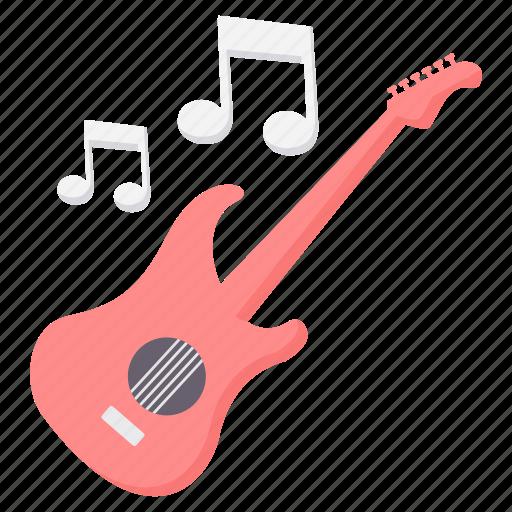 guitaar, guitar, music, musical, string, violin icon