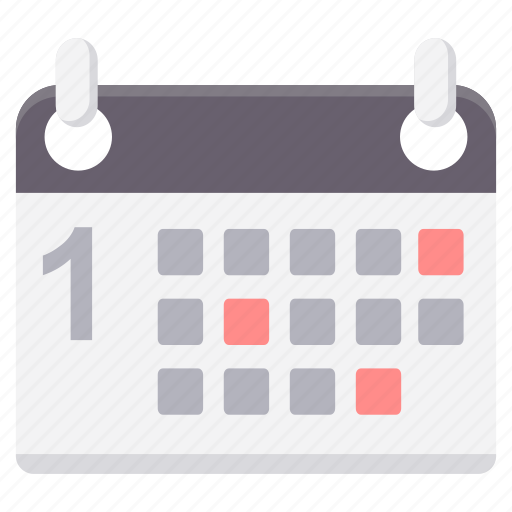 calendar, calender, date, day, first, one, schedule icon