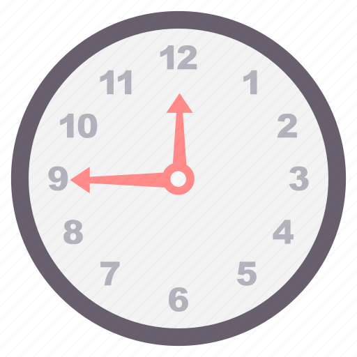 alarm, clock, hour, schedule, time, timepiece, timer icon