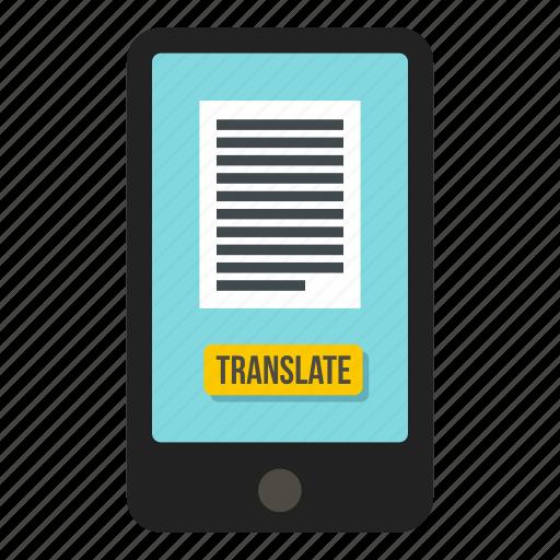 business, language, online, phone, translate, translation, translator icon