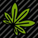 cannabis, leaf, nature, plant, tree