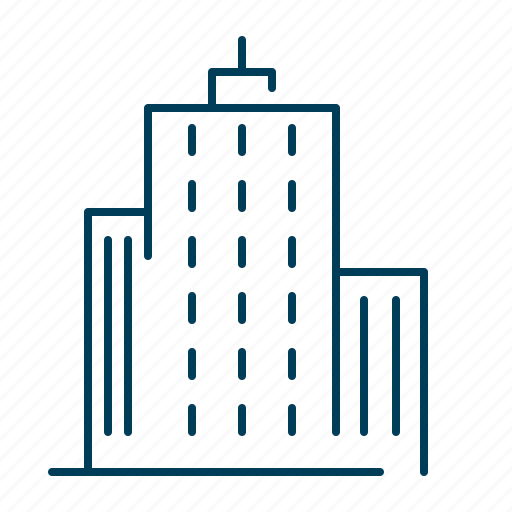 building, company, corporate, corporation, place icon