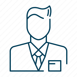 lawyer, male, man, mr, person icon