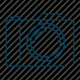 camera, digital, media, photograph, photography icon