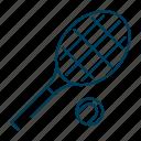 tennis, ball, equipment, game, sport, sports