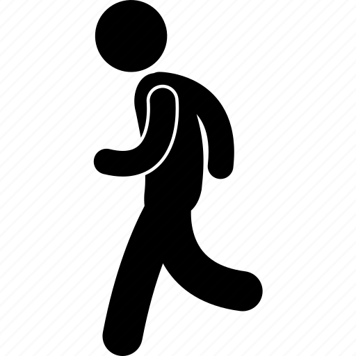 exercise, jog, jogging, man, outdoor, person, running icon
