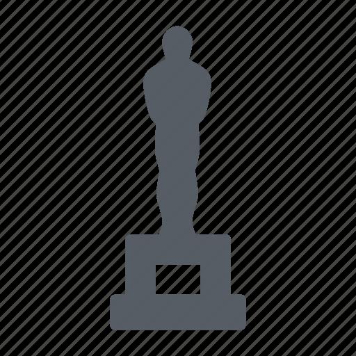 academy, award, cinema, movies, oscar icon