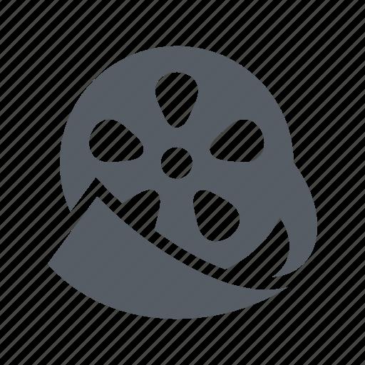 camera, cinema, entertainment, film, movies, reel icon