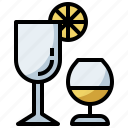 drink, food, juice, lemon, lemonade, refreshment, restaurant, summer, tea icon
