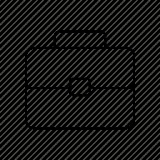bag, breifcase, documents, files icon