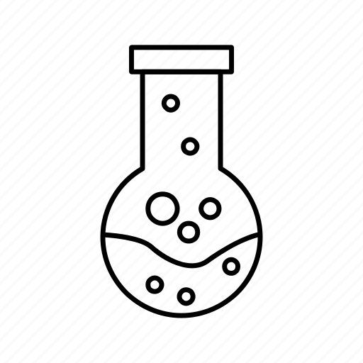 chemical, chmistry, flask, testtube icon