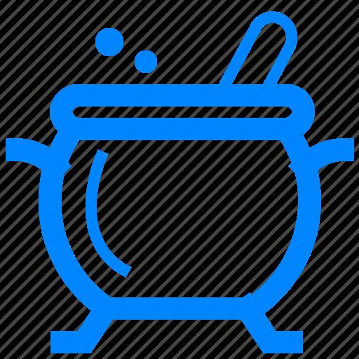 Cauldron, chef, kitchen, tools icon - Download on Iconfinder