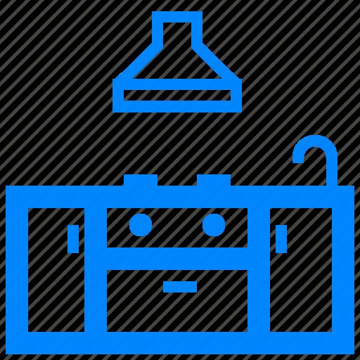 chef, kitchen, pantry, tools icon