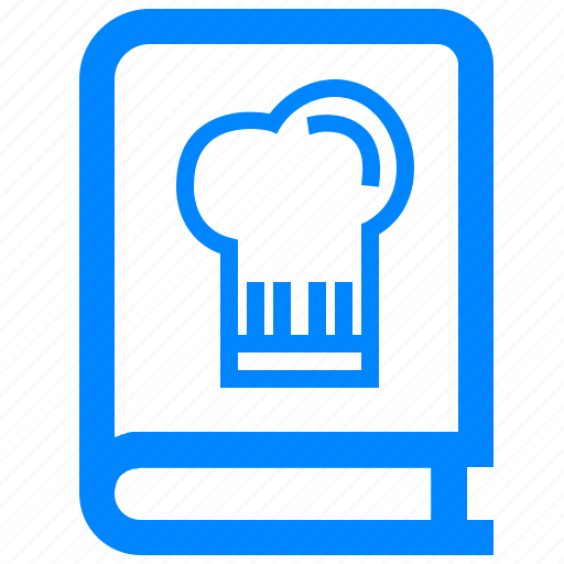 Book, chef, kitchen, recipe, tools icon - Download on Iconfinder