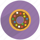 candy, chocolate, dessert, donut, sugar, sweet, truffle icon