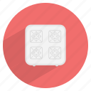 appliance, cook, cooking, food, gas, kitchen, stove icon