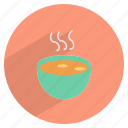 bowl, drink, hot, soup, stew, tomato, vegetable icon