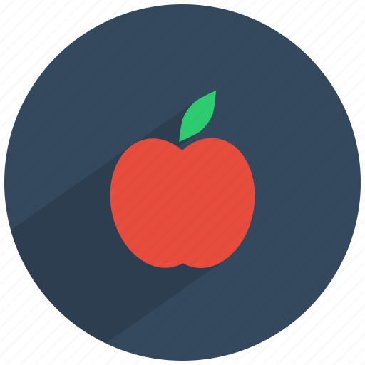 apple, carbohydrate, carbs, food, fruit, healthy, starch icon