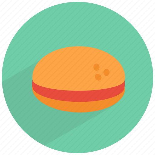 burger, eat, fast food, junk food, meal, restaurant, sandwich icon
