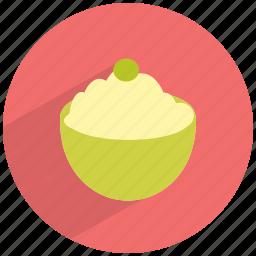 apple, dessert, green, icecream, pista, sweet icon