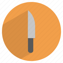 cook, cutlery, eat, kitchen, restaurant, table knife, tableware icon