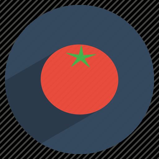 food, fresh, fruit, healthy, tomato, vegetable icon