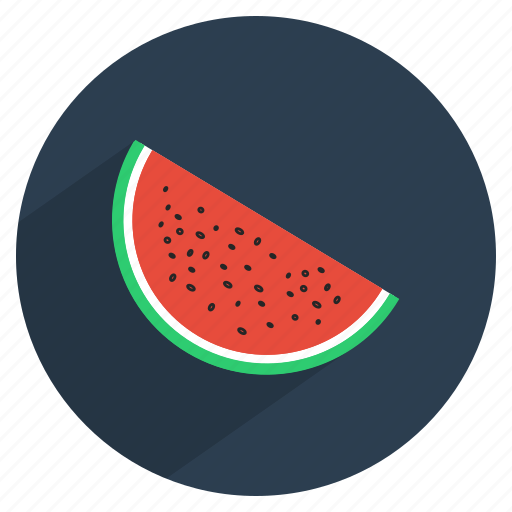 fresh, fruit, healthy, juicy, melon, vegetable, watermelon icon