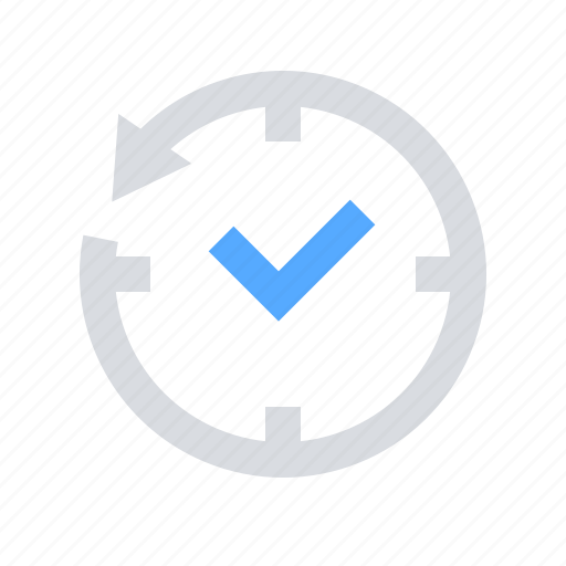 activity, complete, success icon